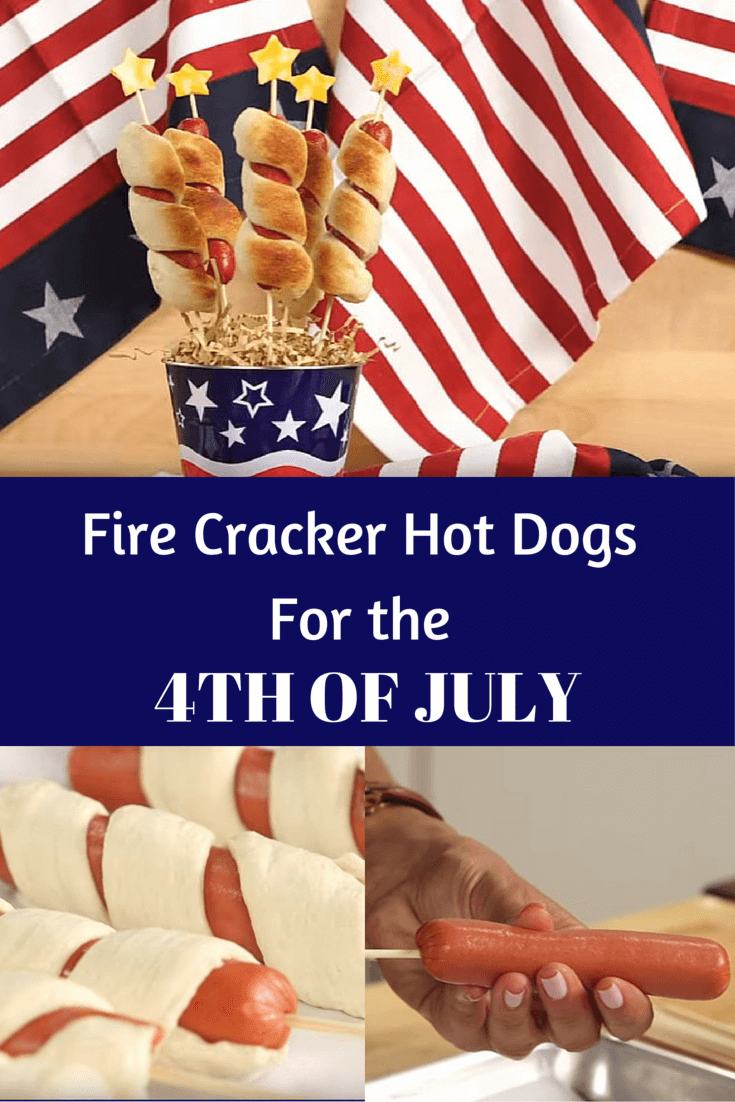 Fire Cracker Hot Dogs For the 4TH OF JULY (1)