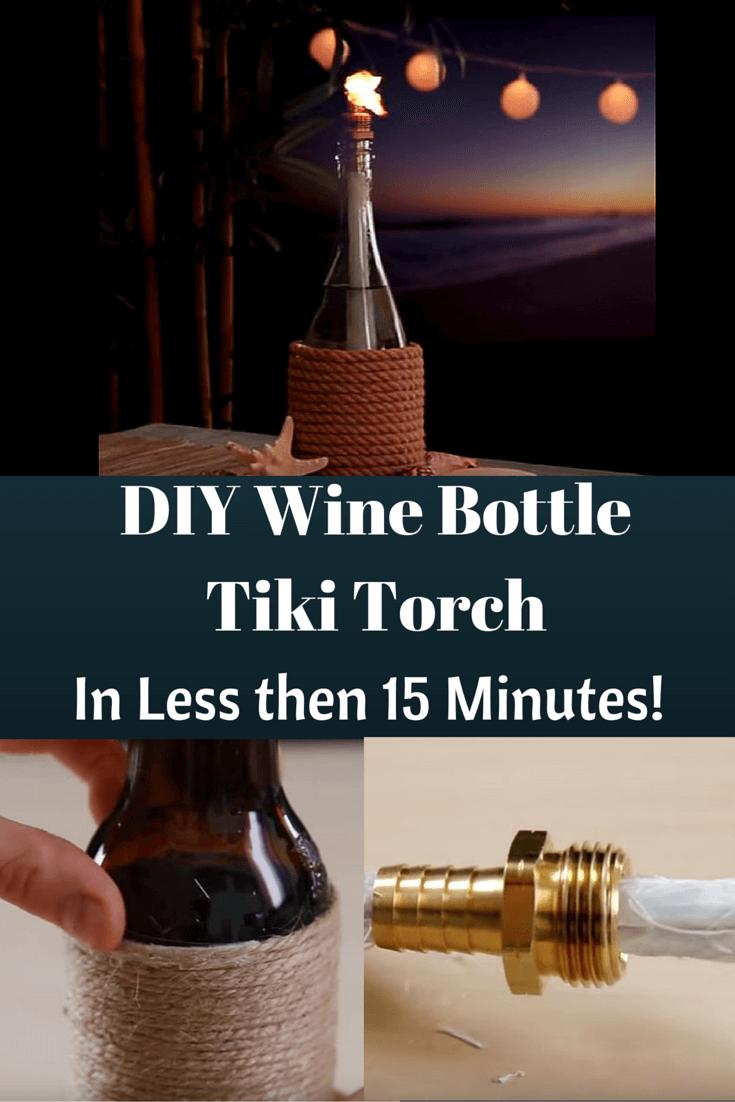 DIY Wine BottleT
